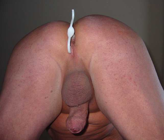 A very good prostate milking done by my wife 5